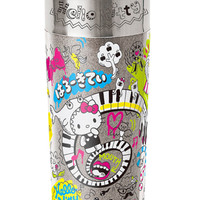 Hello Kitty Art Line Stainless Steel Bottle