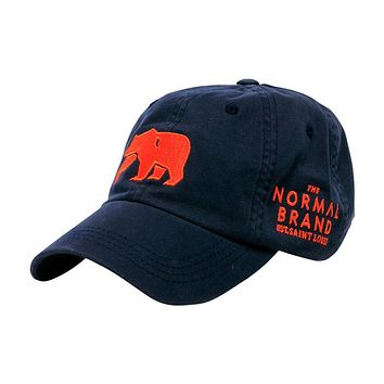 The Original Hat in Navy by The Normal Brand
