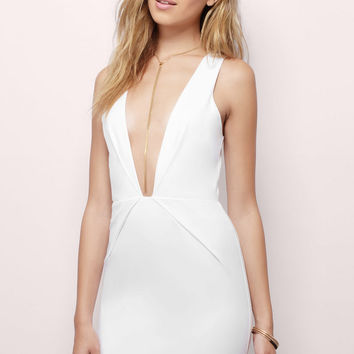 Show Not Tell Bodycon Dress