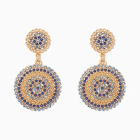 Moroccan Glory Dangles | Fashion Jewelry - Earrings | charming charlie
