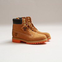 CNCPTS / Timberland 6 Inch Premium Boot (Wheat/Orange)