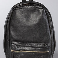 The McCarthy Backpack in Black Leather : Jeffrey Campbell Handbags : Karmaloop.com - Global Concrete Culture