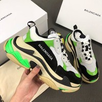 shosouvenir Balenciaga Triple-S Xia Gu jogging shoes