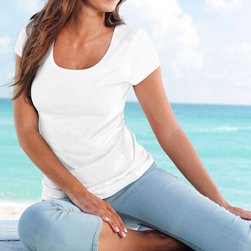 Womens Casual Comfortable T-Shirt Gift 68