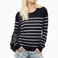 Sally Stripe Sweater