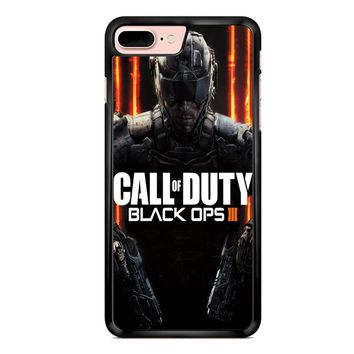 Call Fo Duty Black Ops 3 iPhone 7 Plus Case