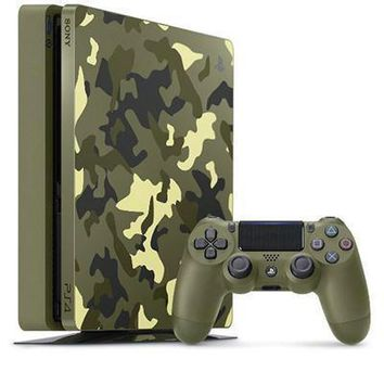 Ps4 Hw 1tb Cod Ww2 Edition