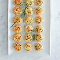 Assorted Lobster Tartlets