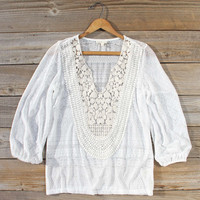 Lovebird Lace Blouse