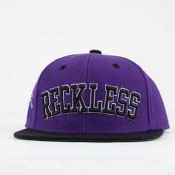 cf2ae5ab8ecbb YOUNG   RECKLESS Block Boys Snapback Hat from Tilly s