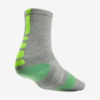 Check it out. I found this Nike Elite Crew Basketball Socks (Small/1 Pair) at Nike online.