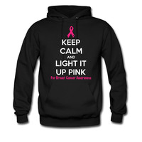 KEEP-CALM-AND-LIGHT-IT-UP-PINK-FOR-BREAST-CANCER-AWARENESS_1_hoodie