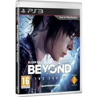 Beyond Two Souls Game PS3 - ozgameshop.com