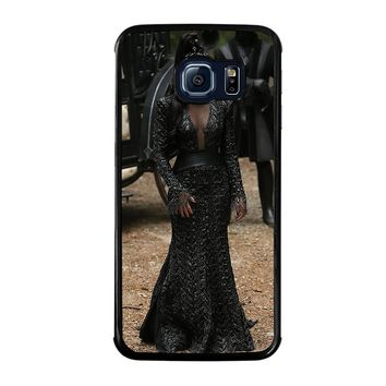 ONCE UPON A TIME EVIL QUEEN Samsung Galaxy S6 Edge Case