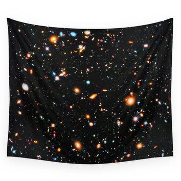 Society6 Hubble Ultra Deep Field Wall Tapestry
