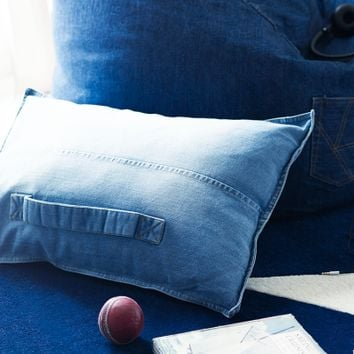 NEW Denim Cushion - Indoor Living