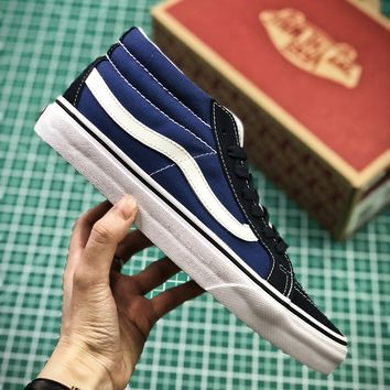 Vans Sk8 Mid Vn000xc22jg9 Shoes Sneaker - Best Online Sale