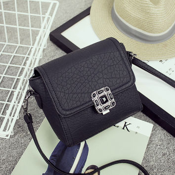 Summer Korean Vintage Mini Stylish One Shoulder Messenger Bags [8226385415]