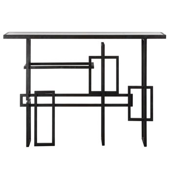 Dane Industrial Style Console Table by Uttermost