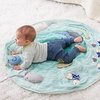 Be on the Sea Activity Floor Mat | The Land of Nod