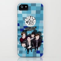 5 Seconds of Summer Boys apple iPhone 4 4s, 5 5s 5c, 6, iPod & samsung galaxy s4 case