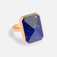 Out to Sea Smart Ring - Lapis | RINGLY