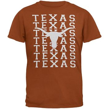 Texas Longhorns - Team & Logo Girls Youth T-Shirt