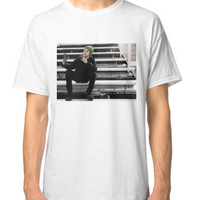 'Ethan Cutkosky Carl Gallagher shameless crush' Classic T-Shirt by carmenmruiz