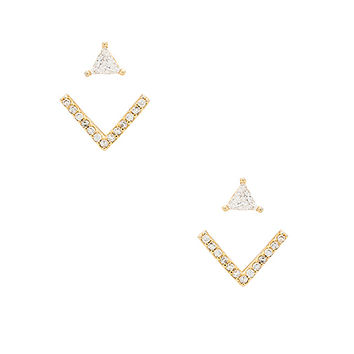 8 Other Reasons Venice Earcuff Earring in Gold | REVOLVE