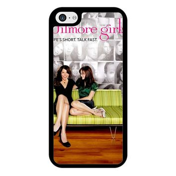 Gilmore Girl Poster 2 iPhone 5/5S/SE Case