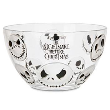 Jack Skellington Bowl | Disney Store