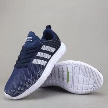 Adidas Neo Cloudfoam Super Flex Women Men Fashion Sneakers Sport Shoes-2