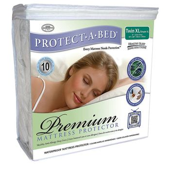 Protect-A-Bed Premium Mattress Protector - XL Twin
