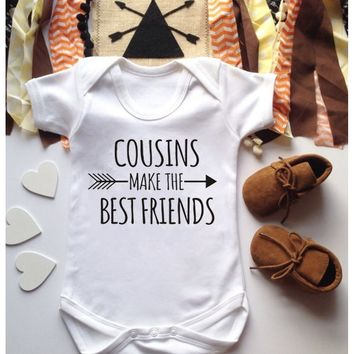 Cousins Best Friends Onesuit