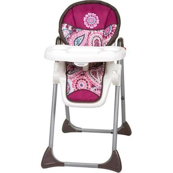 Baby Trend Sit-Right High Chair, Paisley - Walmart.com