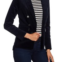 VERONICA BEARD | Cutaway Faux Double Breasted Jacket | Nordstrom Rack