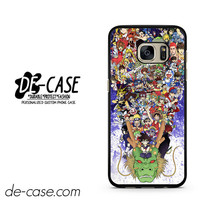 Anime Characters DEAL-799 Samsung Phonecase Cover For Samsung Galaxy S7 / S7 Edge