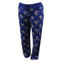 Kansas Jayhawks Ladies Supreme Pajama Pant
