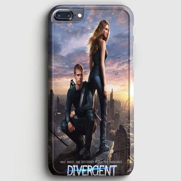 Divergent Mortal Instrument And Hunger Game iPhone 7 Plus Case