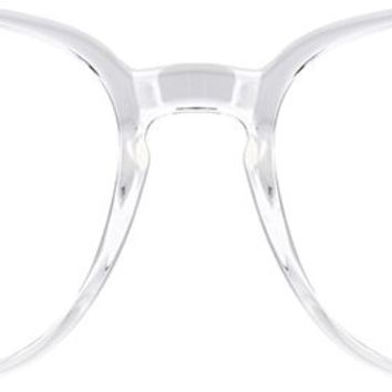 Translucent Square Glasses #127923 | Zenni Optical Eyeglasses