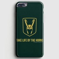 Loki Doge Logo iPhone 8 Plus Case