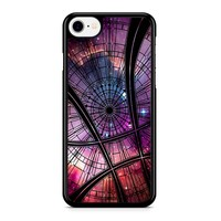 Strange Window Iphone 8 Case