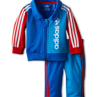 adidas Originals Kids Fun Firebird Tracksuit (Infant/Toddler) Bluebird/Collegiate Red/Solar Blue/White - Zappos.com Free Shipping BOTH Ways