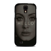 Hello Adele Potrait Face Actress Samsung Galaxy S4 Case