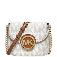 Michael Michael Kors Signature Fulton Small Crossbody