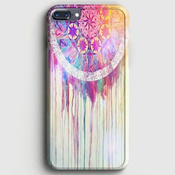 Bmth Sempiternal In Rainbow Watercolor Drop iPhone 8 Plus Case | casescraft