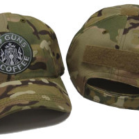 I Love Guns & Coffee Baseball Cap - Ryan's Daughters