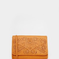 Pimkie Lasercut Clutch