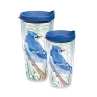 Tervis® Blue Bird Wrap Design Tumbler with Lid