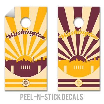 Washington Redskins Decals
